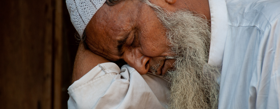 aide pendant le deuil