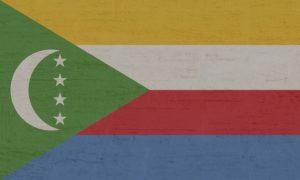 drapeau des comores